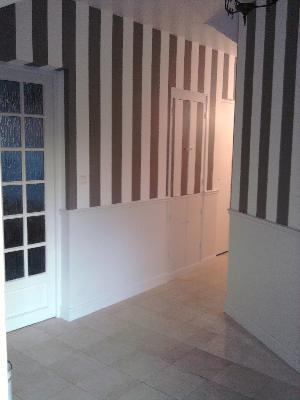 Rénovation d'un couloir et d'une salle à manger à Grand Quevilly (76)