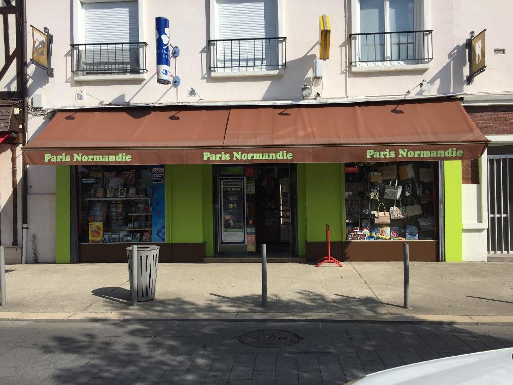 Ravalement de façade pour un magasin à Grand Couronne (76)